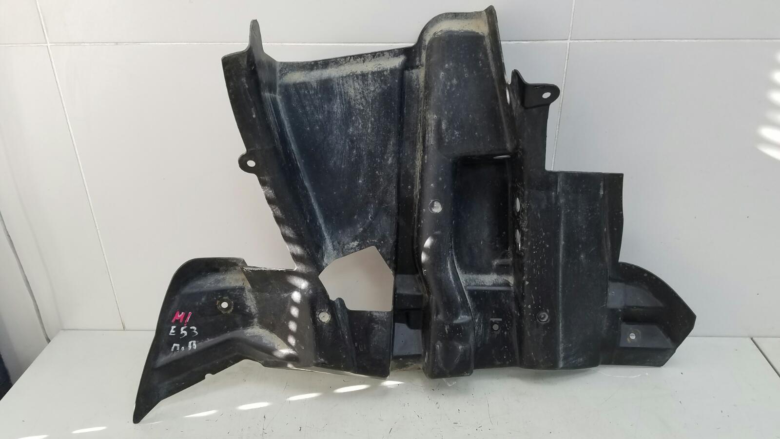 Защита двигателя двс Bmw X5 E53 M54 2001