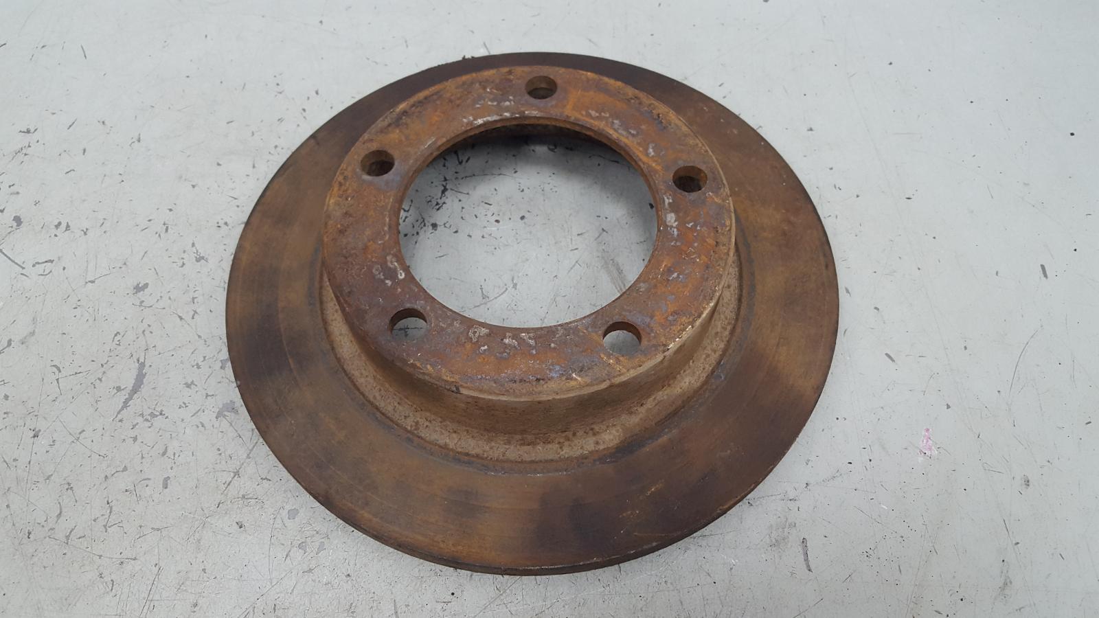 Тормозной диск Ваз Нива 2121 1977