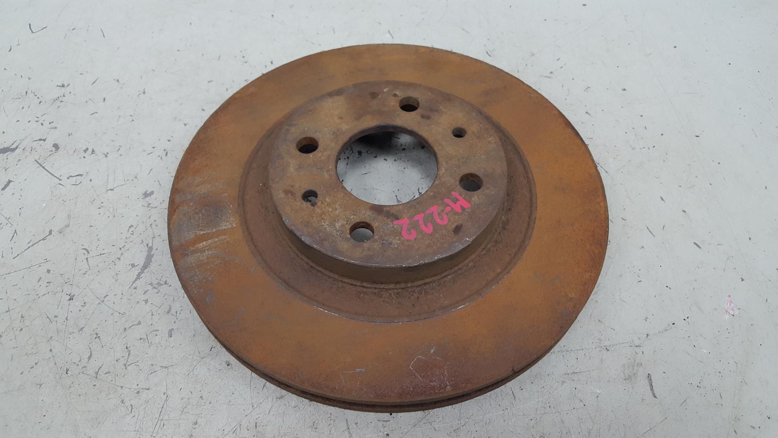 Тормозной диск Ваз Лада Приора 2170 2007