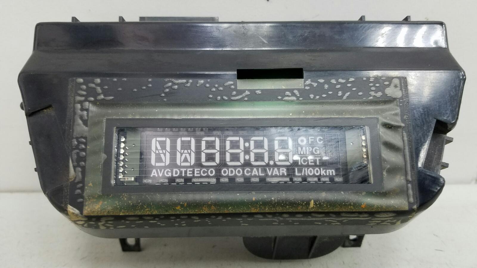 Бортовой компьютер Chrysler Voyager HR425CLI 1992