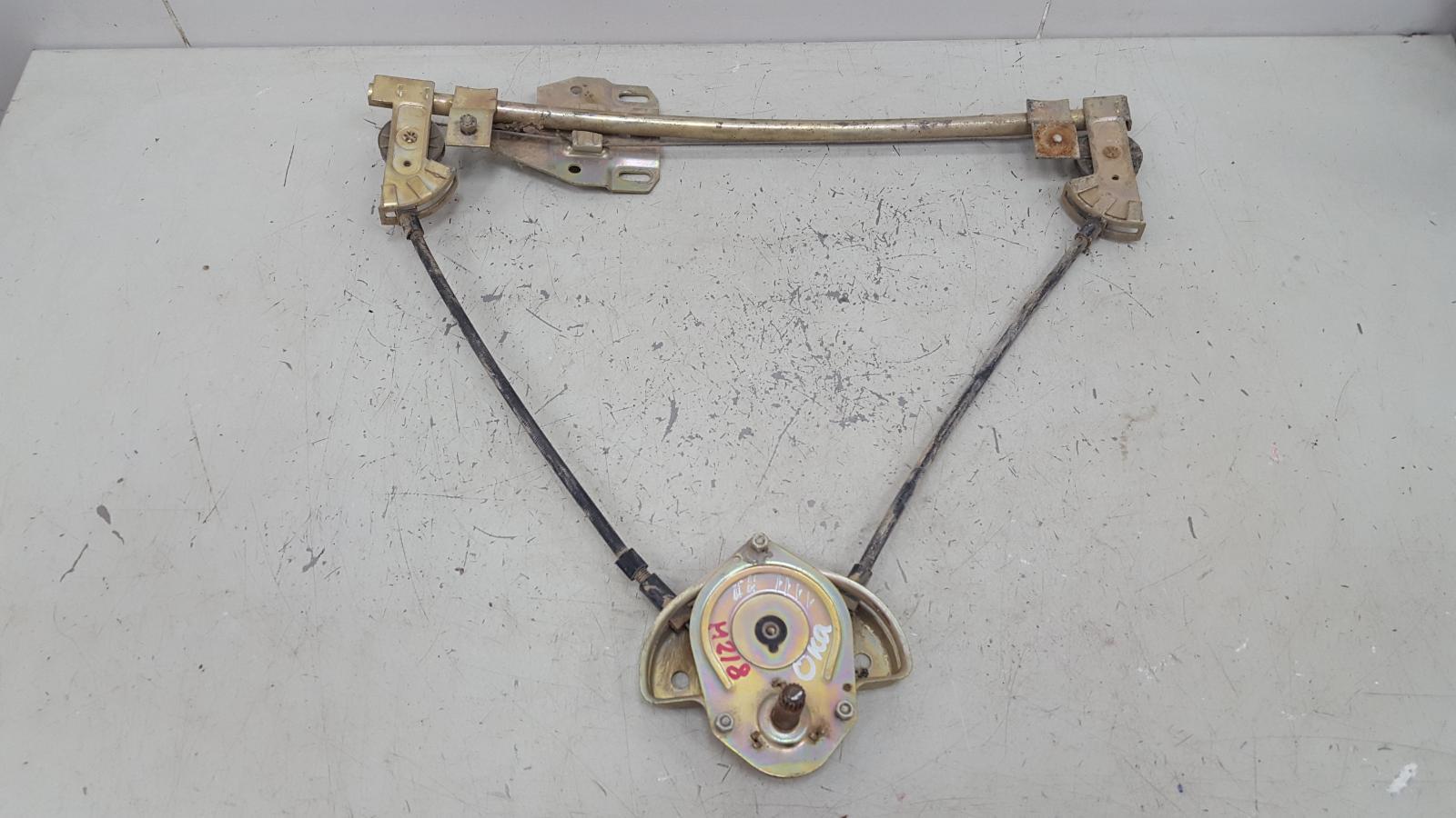 Стеклоподъемник механический Ваз Ока 1111 1987 передний правый