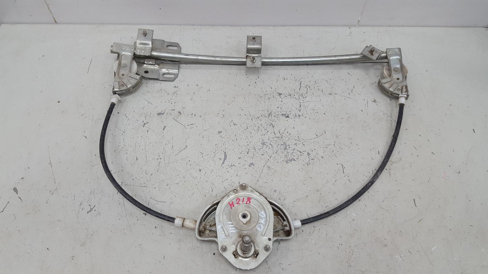 Стеклоподъемник механический Ваз Ока 1111 1987 передний левый