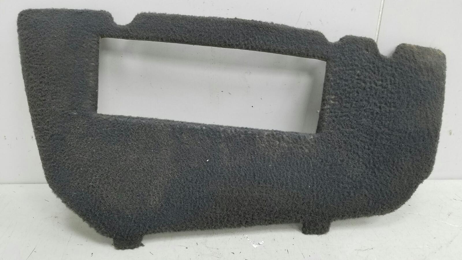 Обшивка багажника Mercedes S400Cdi W220 OM 628.960 4.0Л 2001