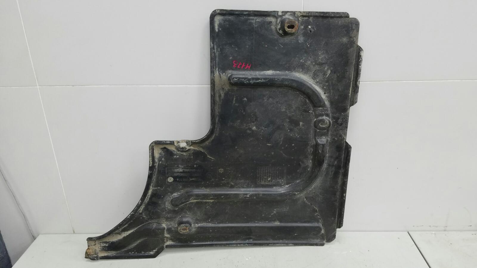 Защита днища антигравийная Bmw 745I E65 N62B44A 4.4Л 2002