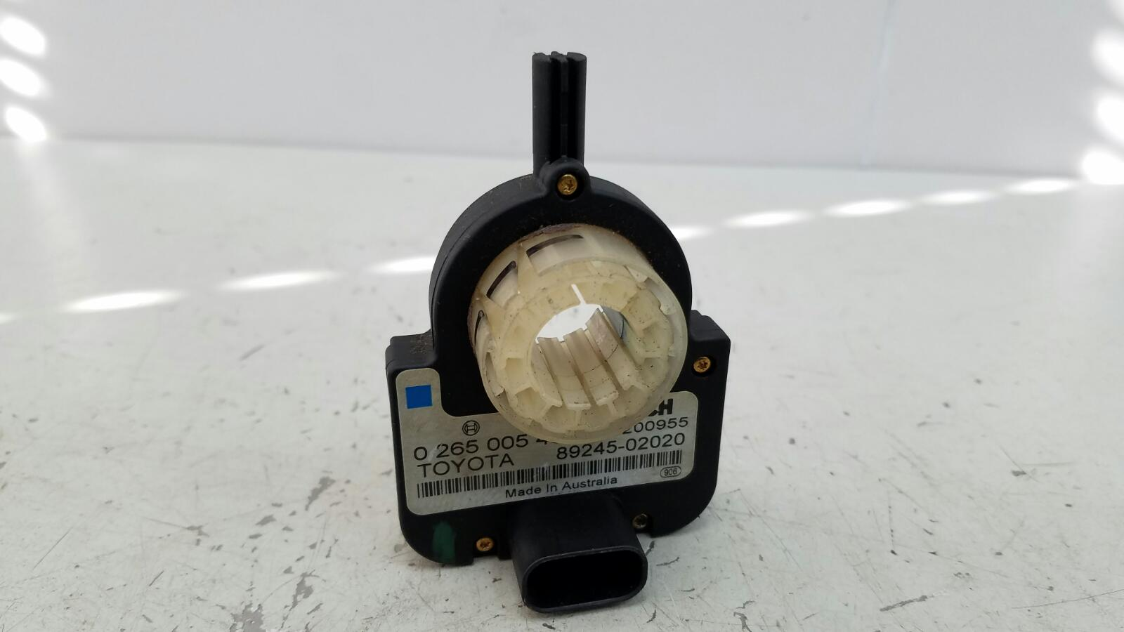 Датчик угла поворота руля Toyota Avensis 2 T250 1ZZ-FE 1.8Л 2008