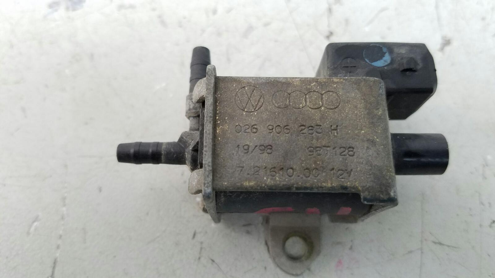 Клапан электромагнитный Audi A6 C5 ALF 1998