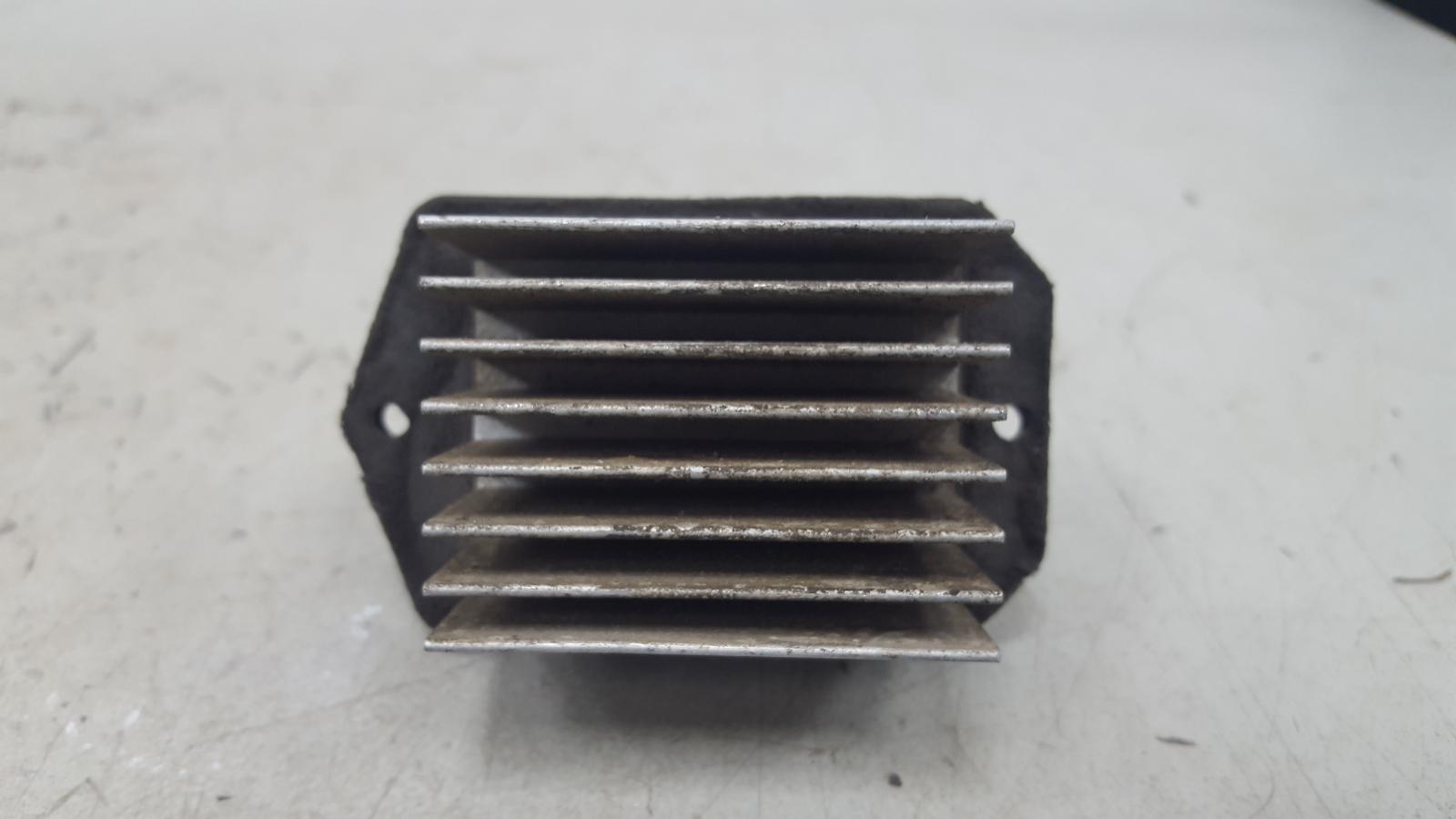 Резистор реостат печки Honda Accord 7 CL7 K20A6 2007
