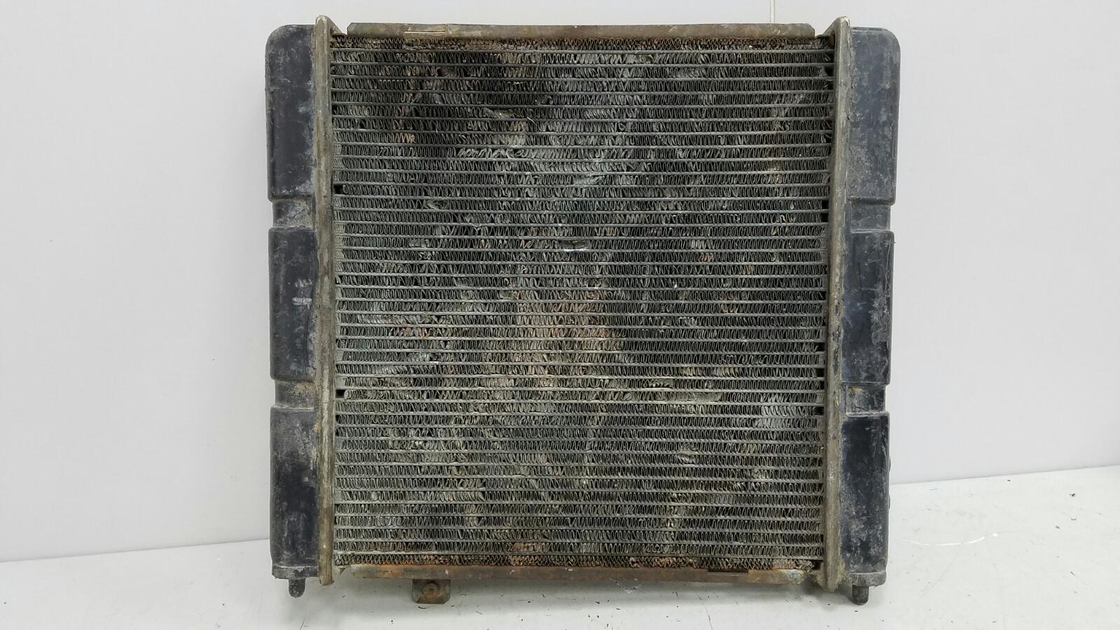 Радиатор охлаждения двс Ваз Ока 1111 1987