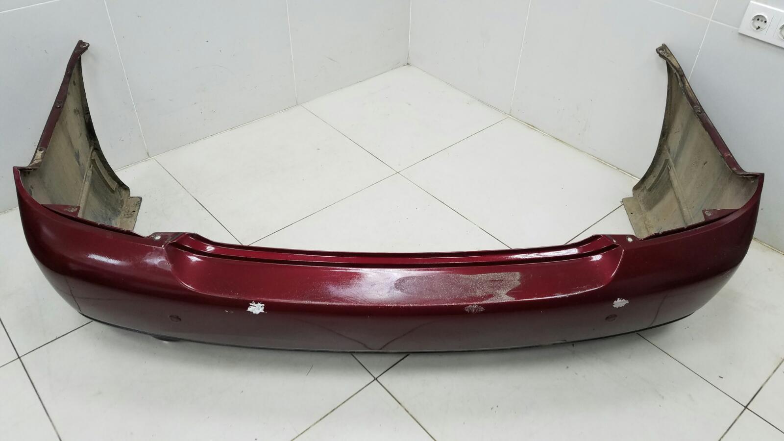 Бампер Nissan Teana J31 VQ23DE 2.3Л 2004 задний
