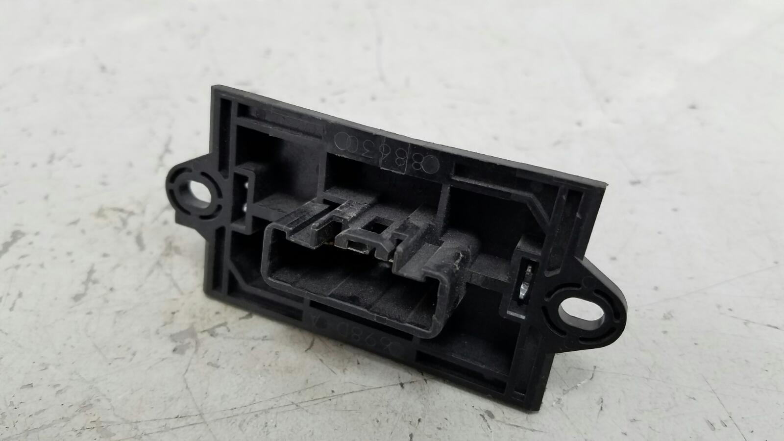 Резистор реостат печки Suzuki Sx4 RW416 M16A 2012