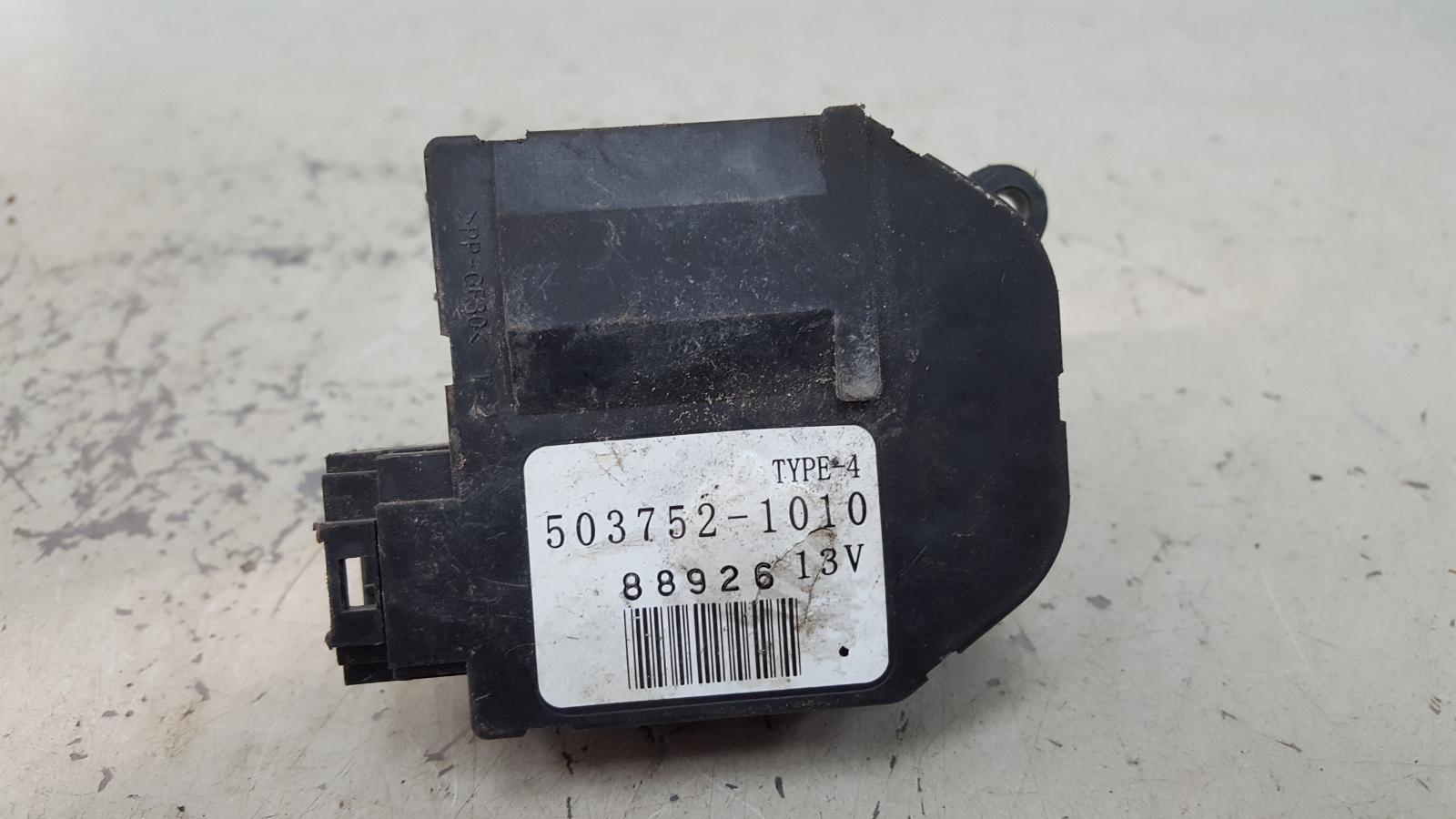 Моторчик заслонки печки Suzuki Sx4 GYA M16A 2012