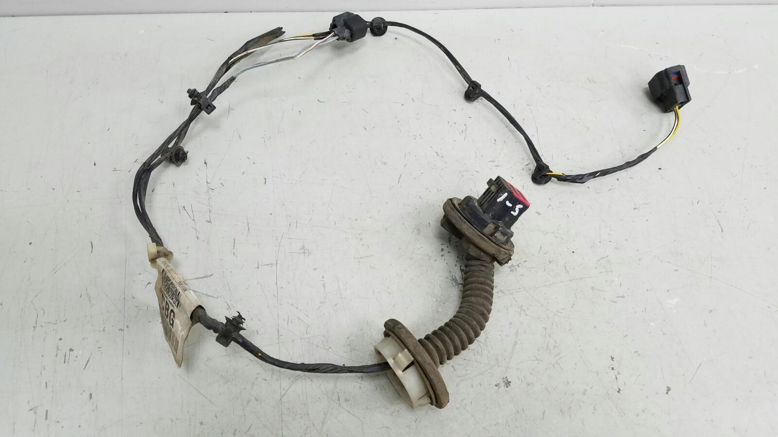 Проводка шлейф коса двери Ford Focus 1 CDDA 2005 задняя правая