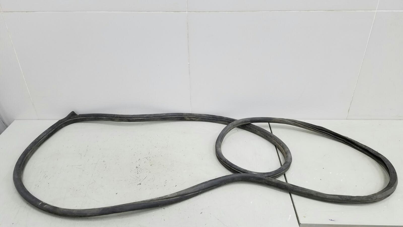 Уплотнительная резинка проема двери Nissan Tiida C11X HR16DE 2008