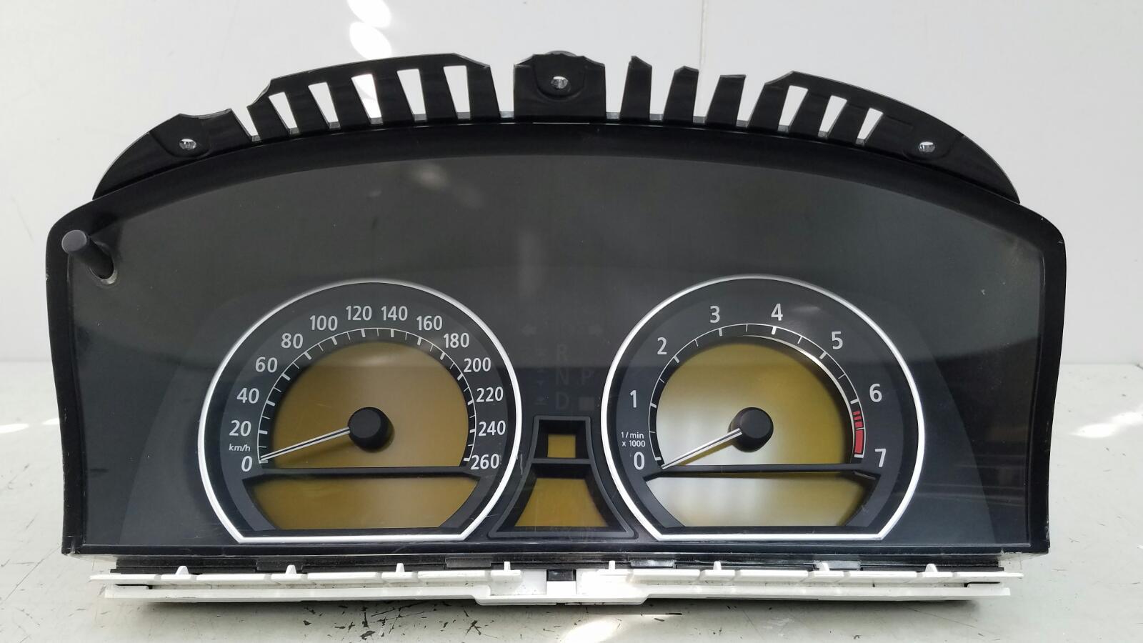 Щиток приборов Bmw 745 I Li E65 N62 2001