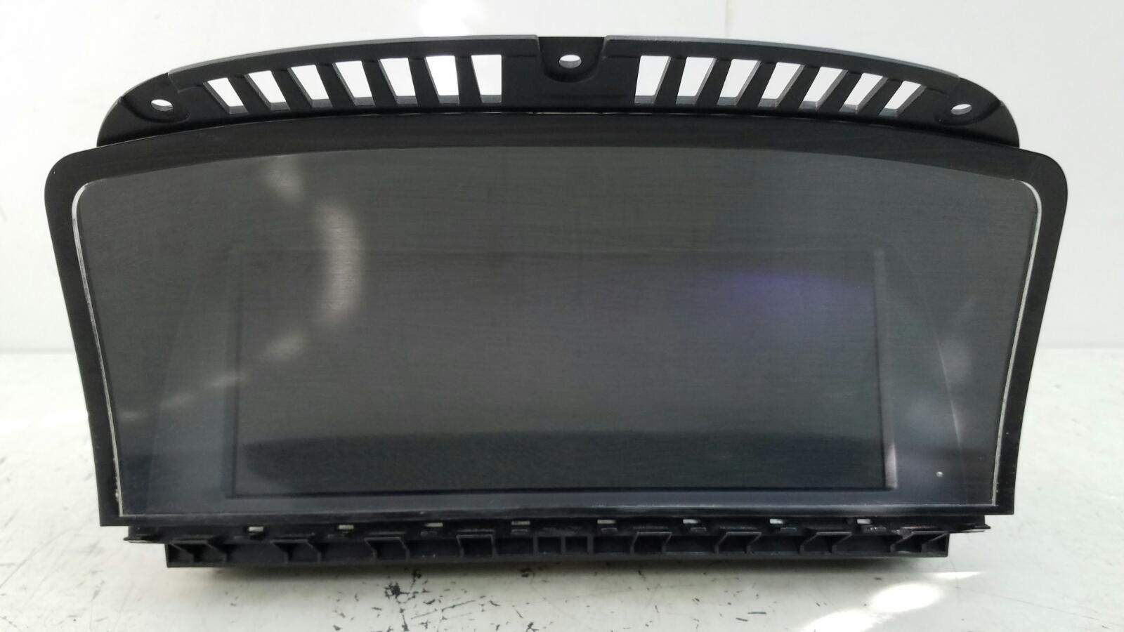 Дисплей информационный монитор Bmw 745 I Li E65 N62 2001