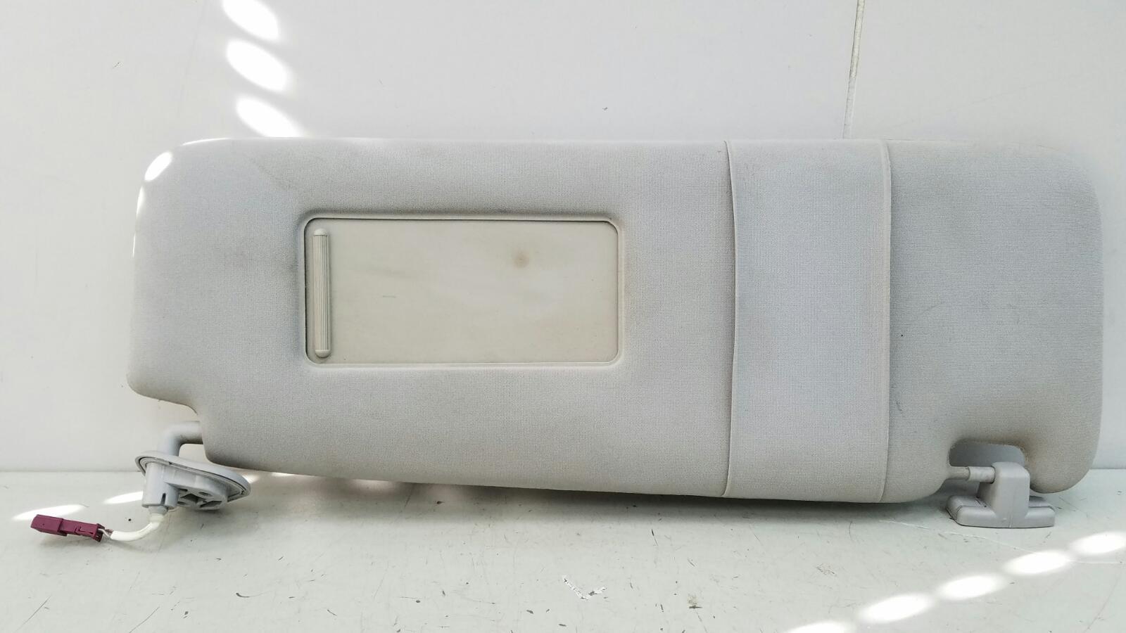 Козырек солнцезащитный Bmw 745 I Li E65 N62 2001 передний правый
