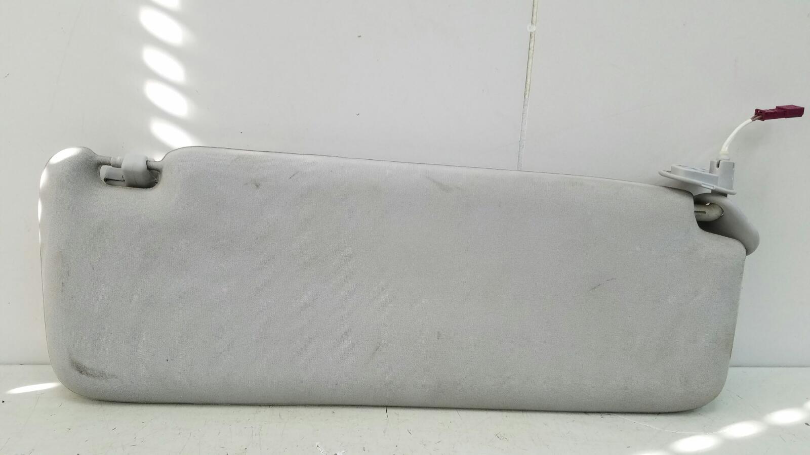 Козырек солнцезащитный Bmw 745 I Li E65 N62 2001 передний левый