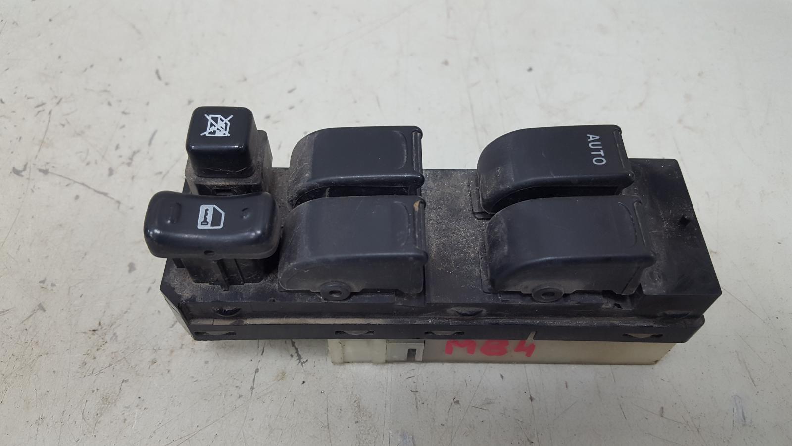 Блок управления стеклоподъемниками Suzuki Liana ER M16A 2007