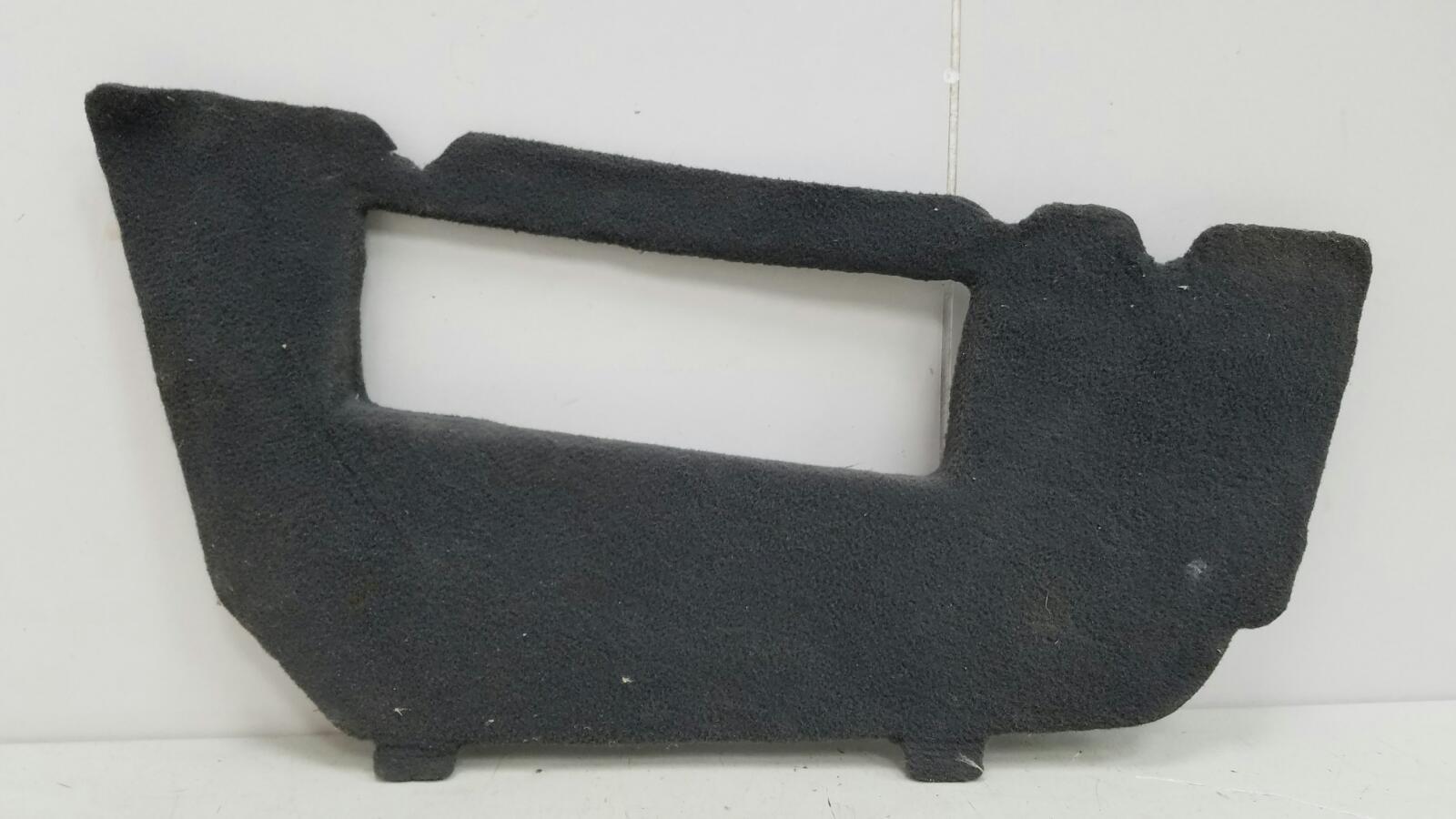 Обшивка багажника Mercedes S500 W220 M113.960 2001