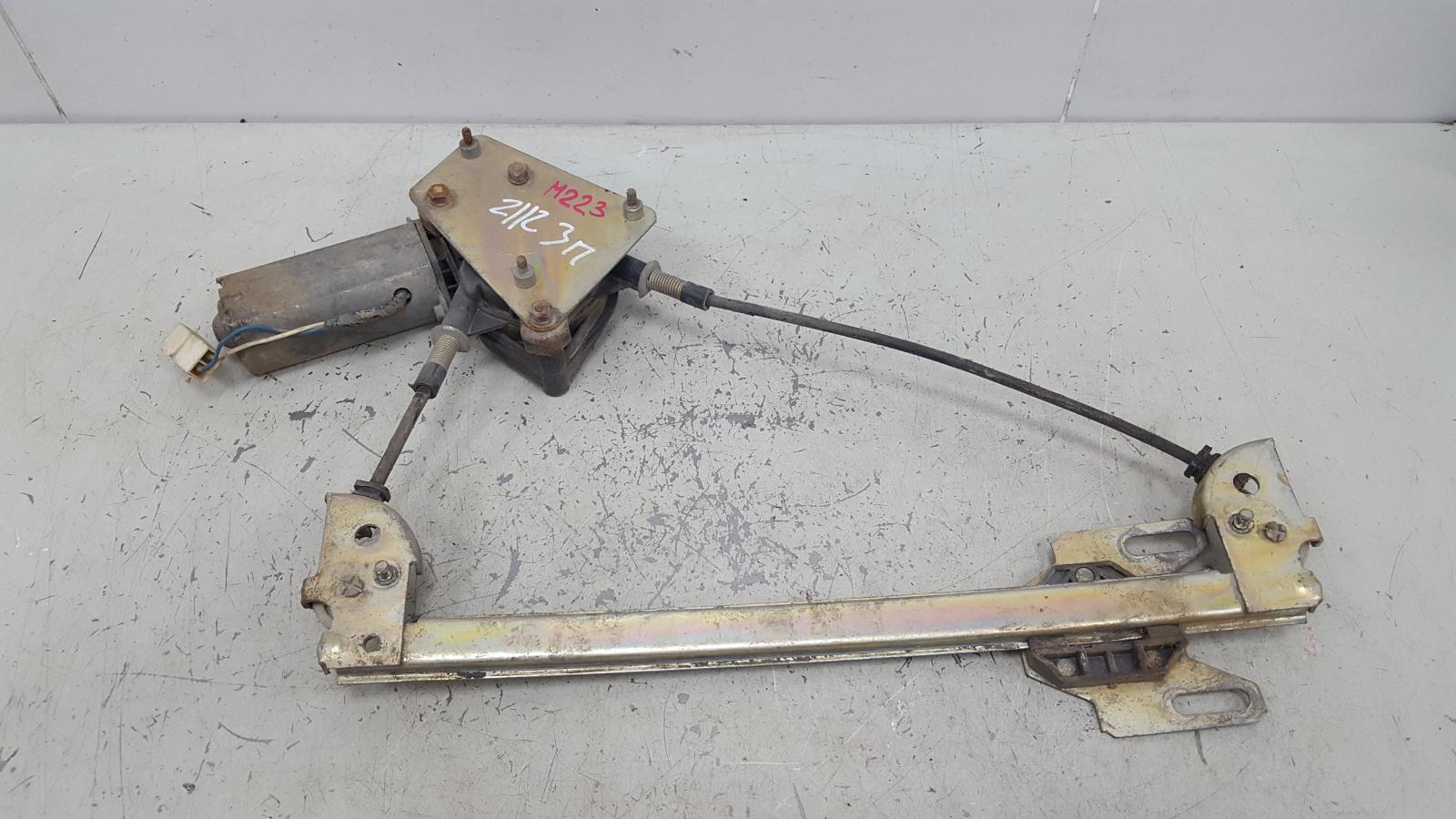 Стеклоподъемник электрический Ваз Лада 112 2112 2003 задний правый
