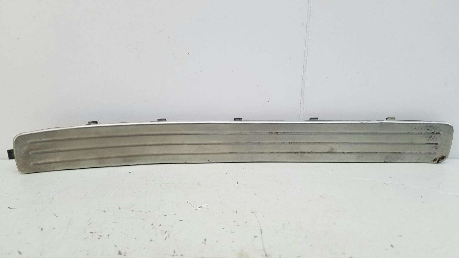 Накладка порога внутренняя Volkswagen Touareg 7LA BKS 2008 задняя левая