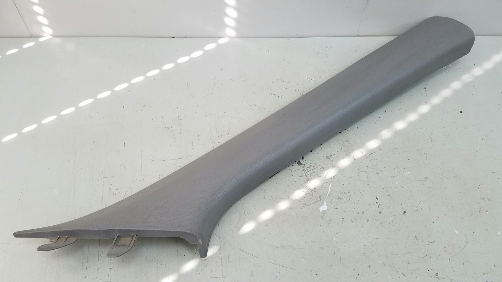 Обшивка стойки Hyundai Solaris RB G4FC 1.6Л 2012 передняя правая