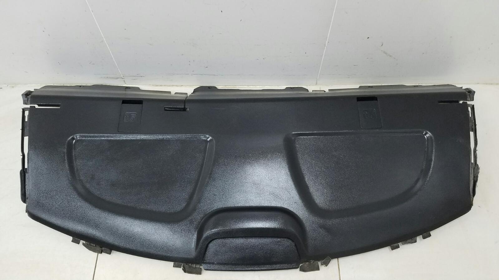 Полка багажника Hyundai Solaris RB G4FC 1.6Л 2012