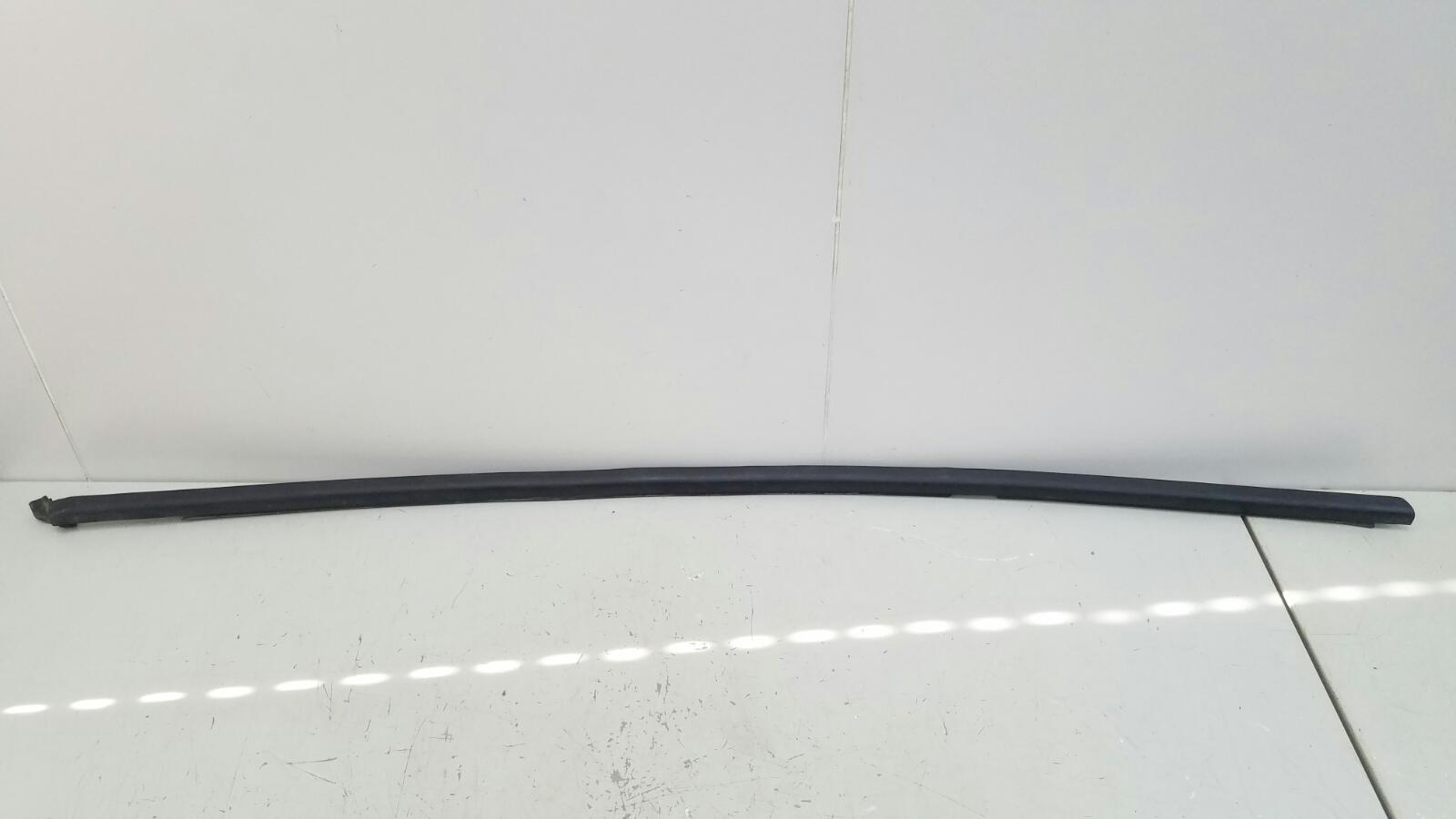 Бархотка молдинг наружний Renault Fluence L30 K4M 2012