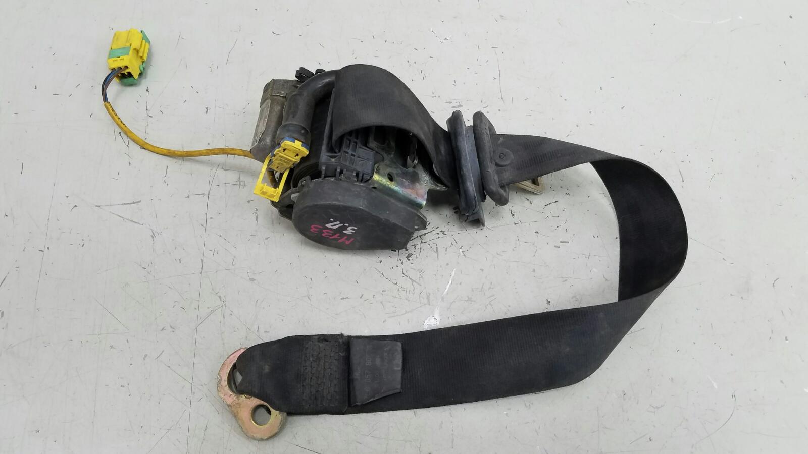 Ремень безопасности с пиропатроном Porshe Cayenne 955 M48.00 2004 задний правый