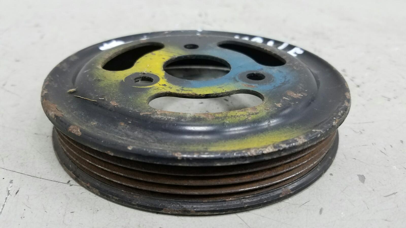 Шкив помпы гура насоса гидроусилителя Toyota Cami K3-VE