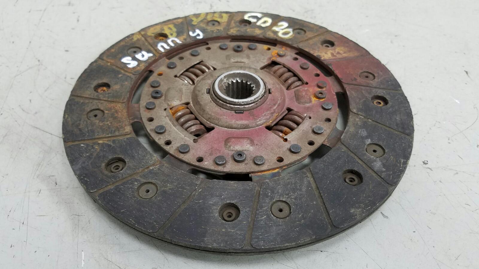 Диск сцепления Nissan Sunny CD20