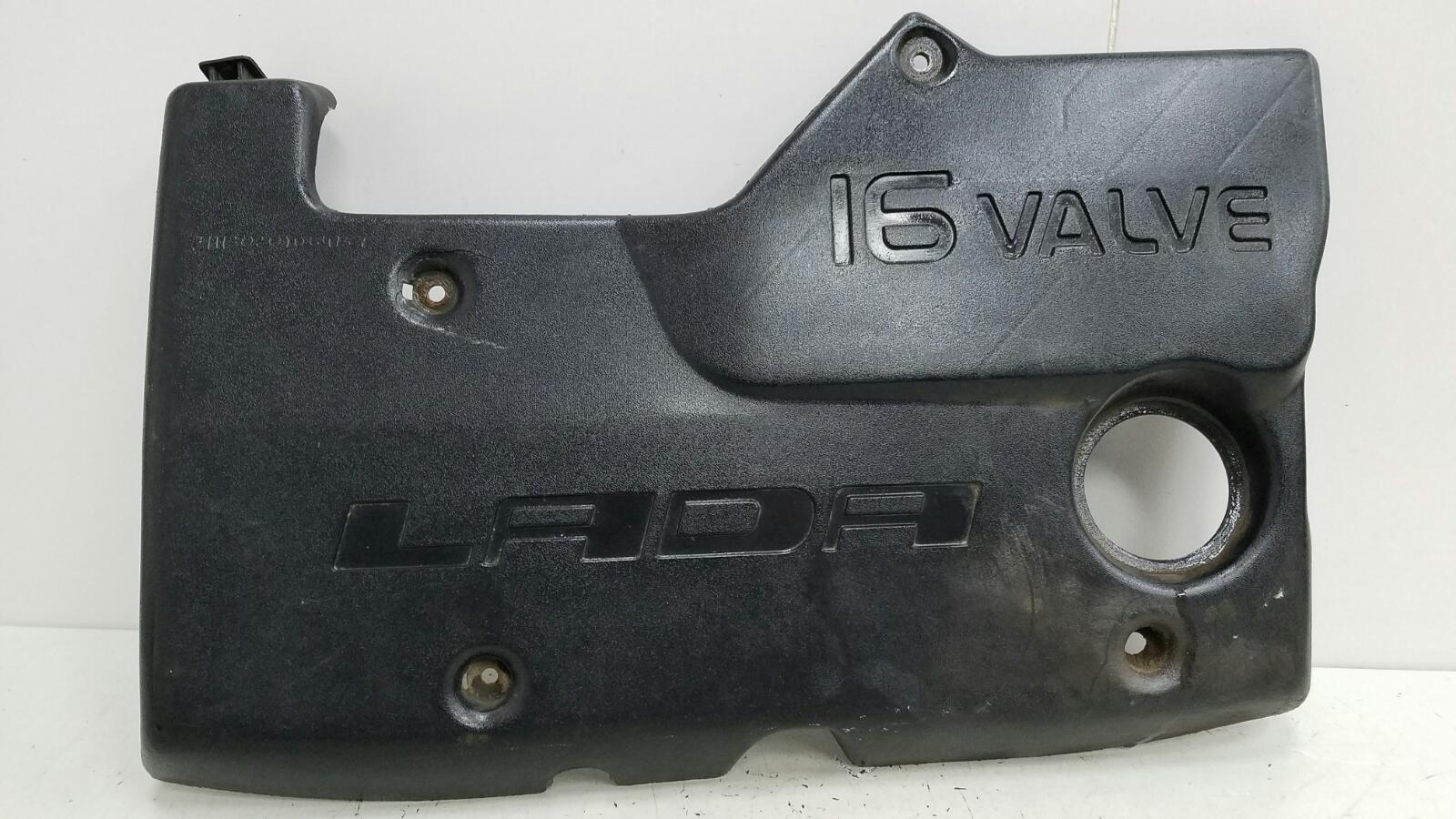 Крышка двигателя двс Ваз Лада 112 2112 2003