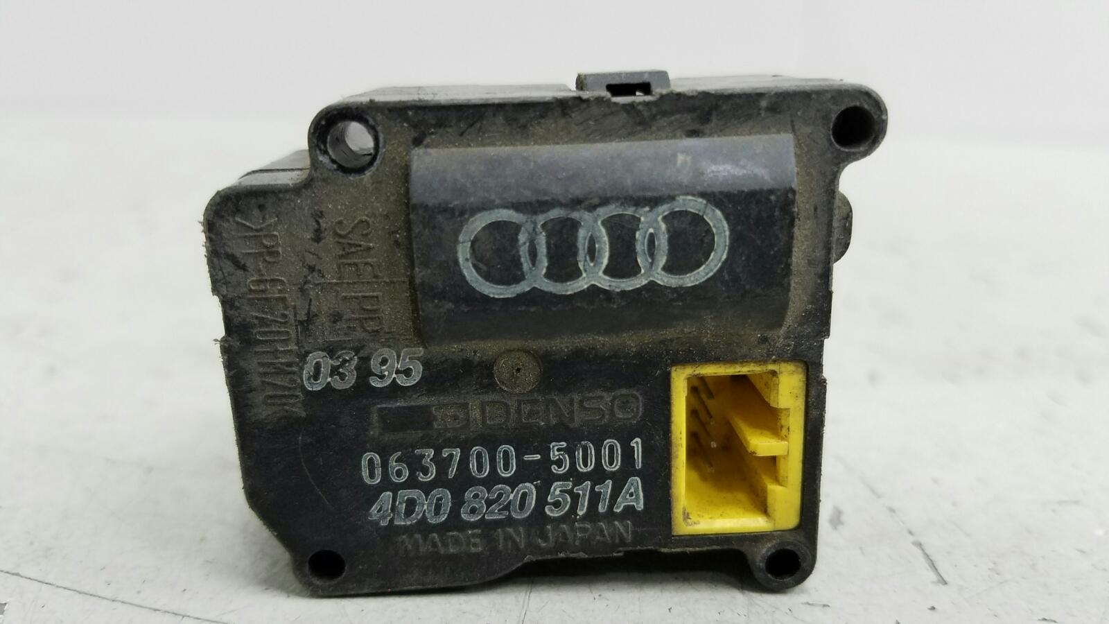 Моторчик заслонки печки Audi A8 D2 ABZ 1996