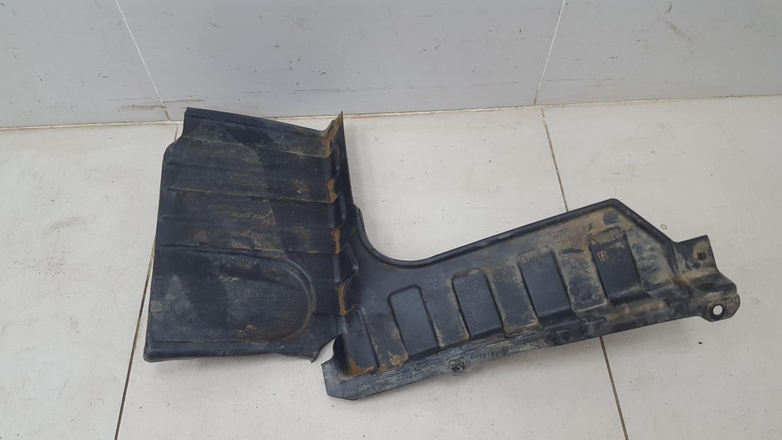 Защита двигателя двс Hyundai Solaris RB G4FC 1.6Л 2012