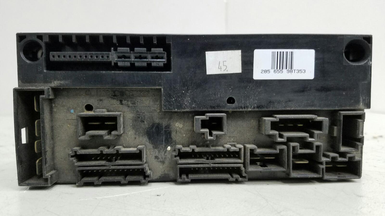 Блок предохранителей Mercedes E230 W210 M111.970 1995