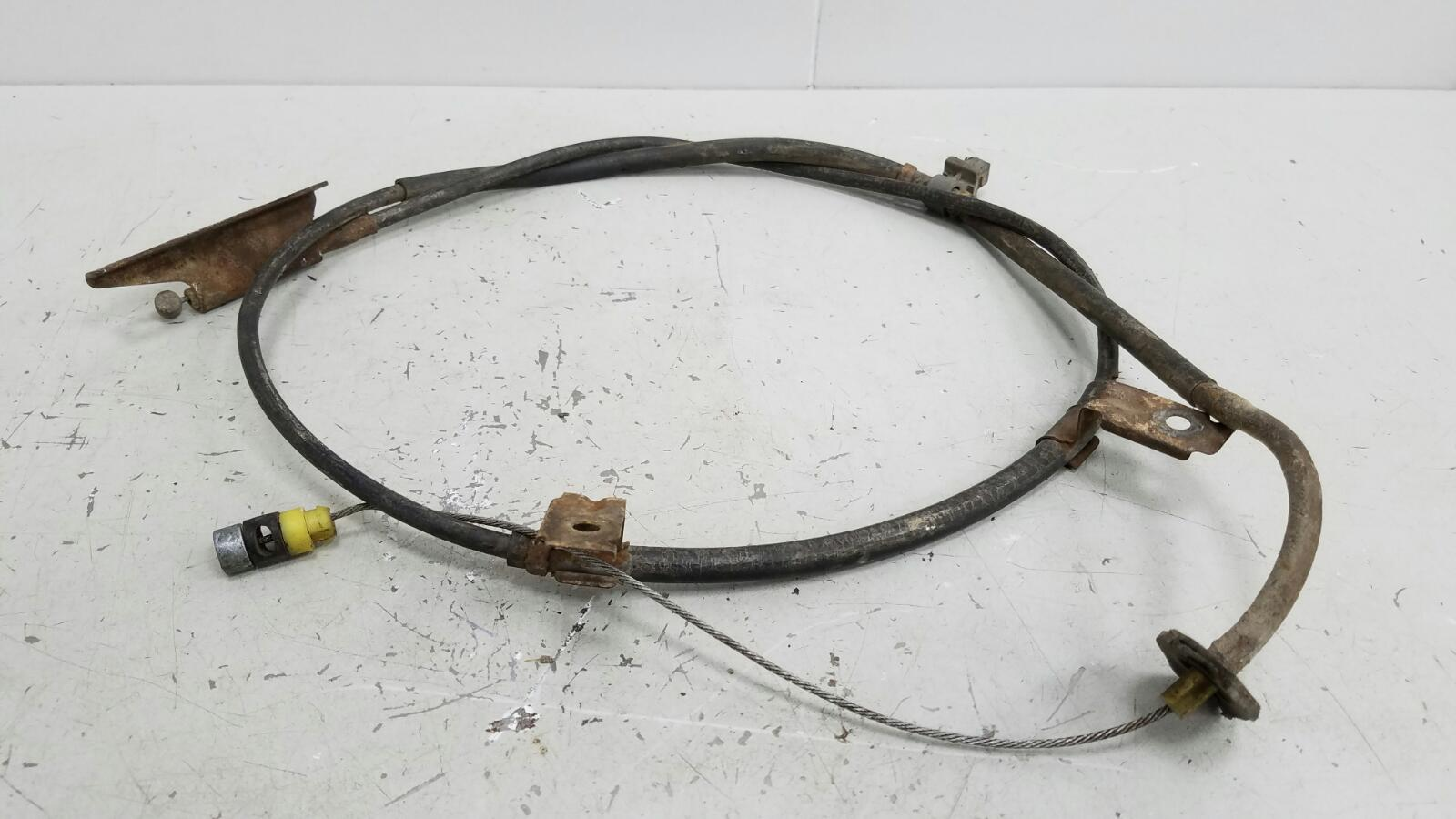 Трос ручного стояночного тормоза ручника Proton Persona 400 415 4G15 1999