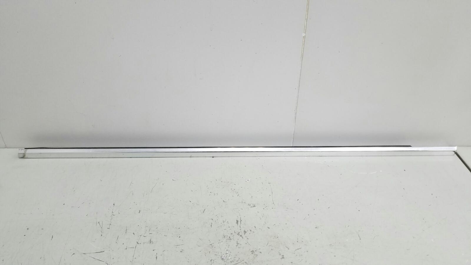 Бархотка молдинг наружний Bmw 745 I Li E65 N62 2001 передняя левая