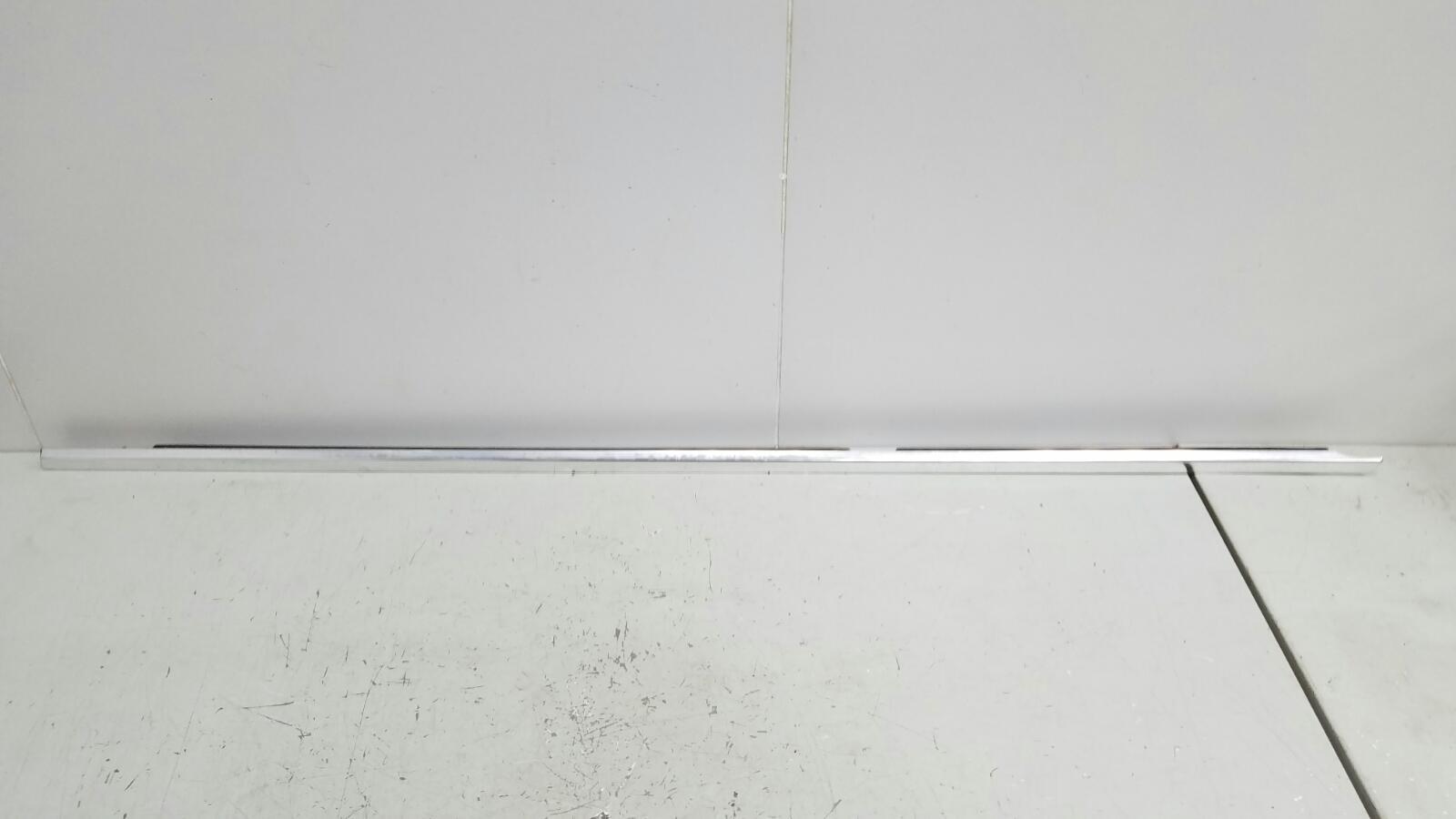 Бархотка молдинг наружний Bmw 745 I Li E65 N62 2001 задняя левая