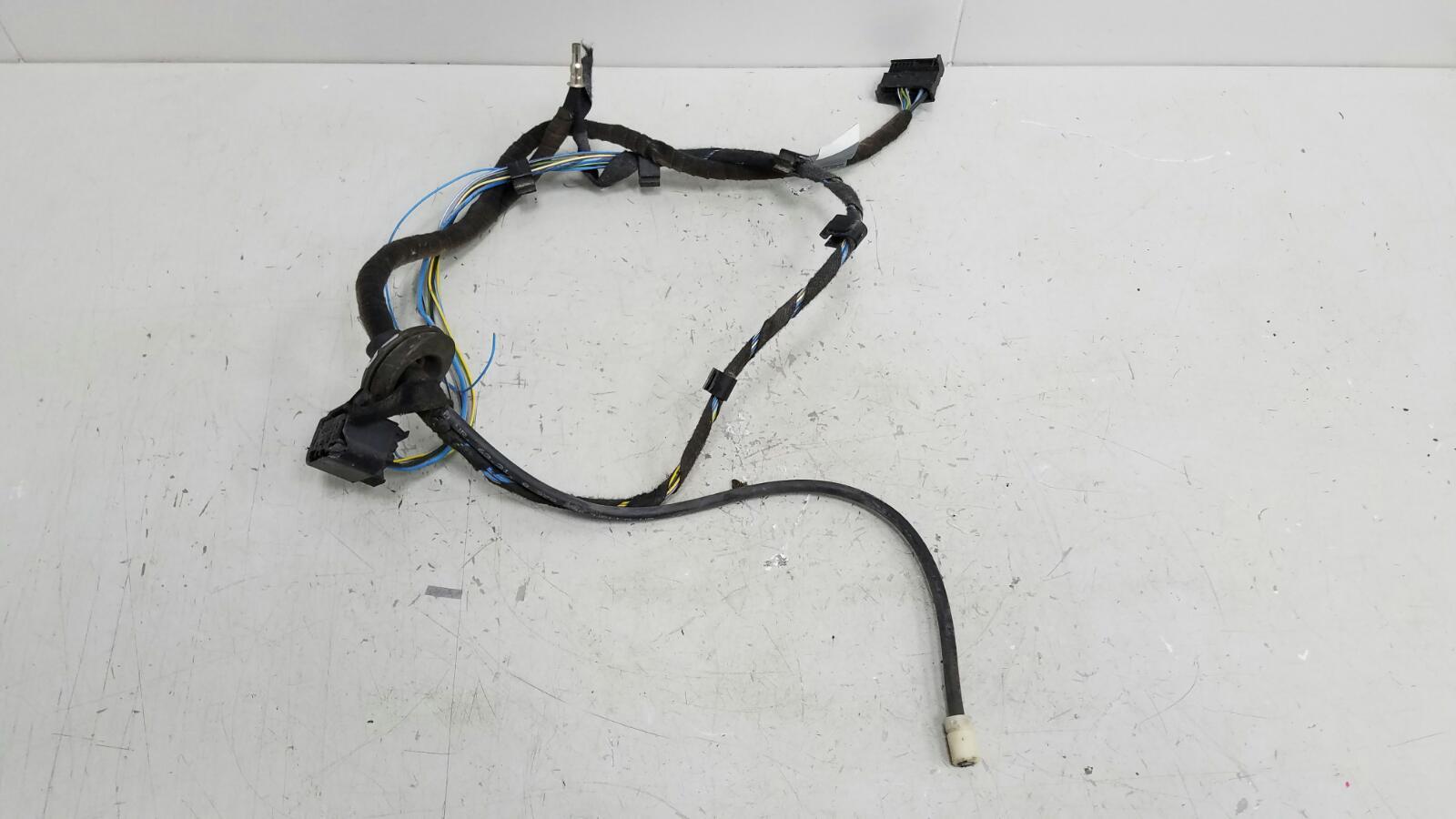 Проводка шлейф коса двери Bmw 745 I Li E65 N62 2001 задняя левая