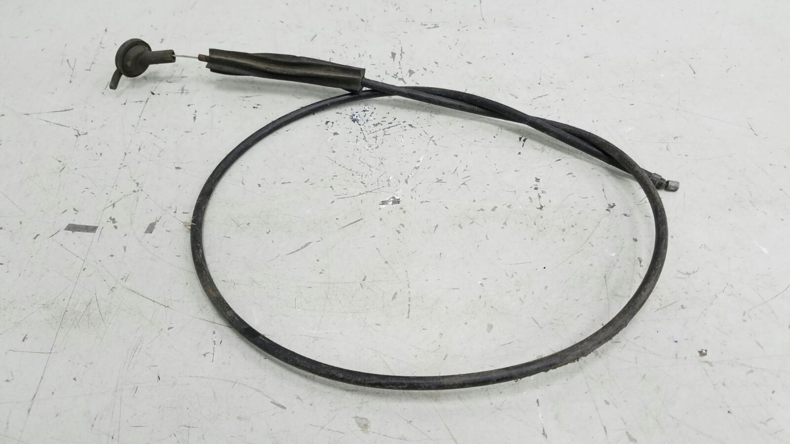 Тросик замка капота Bmw 745 I Li E65 N62 2001