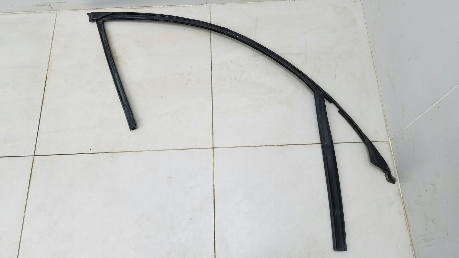 Уплотнительная резинка проема двери Bmw 745 I Li E65 N62 2001 передняя левая