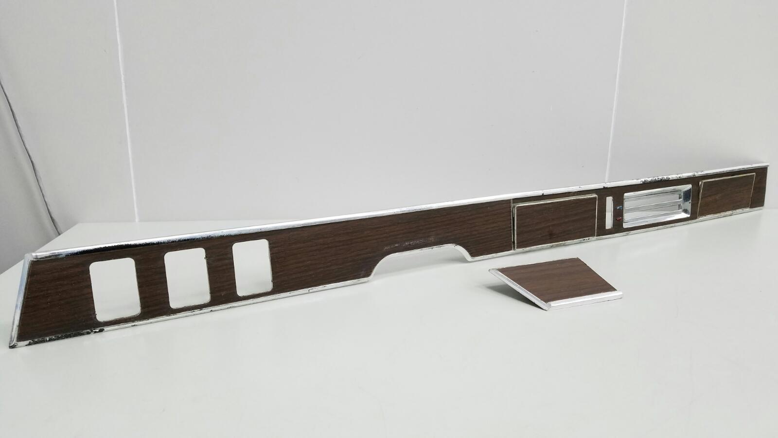 Накладка торпеды Ваз Жигули 2101 1970
