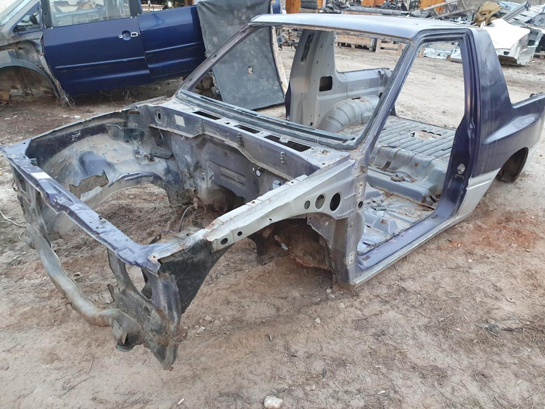 Кузов с документами Opel Frontera A Sport 5SUD2 C20NE 2.0Л 1993