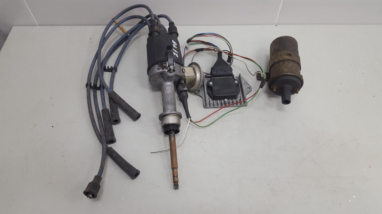 Комплект безконтактного зажигания трамблер Ваз Жигули 2106 1990