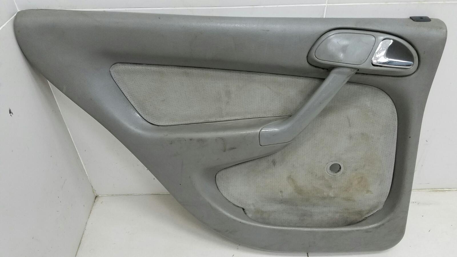 Обшивка карта двери Volkswagen Pointer 3 5X1 BJR 1Л 2005 задняя правая