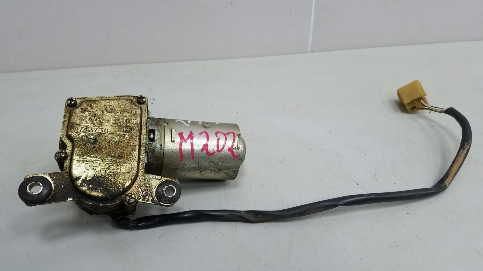 Моторчик заднего дворника Ваз Лада Самара 2 21140 2111 1.5Л 8КЛ 2006