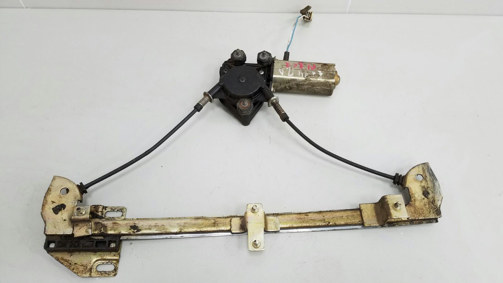 Стеклоподъемник электрический Ваз Лада Самара 2 21140 2111 1.5Л 8КЛ 2006 передний левый