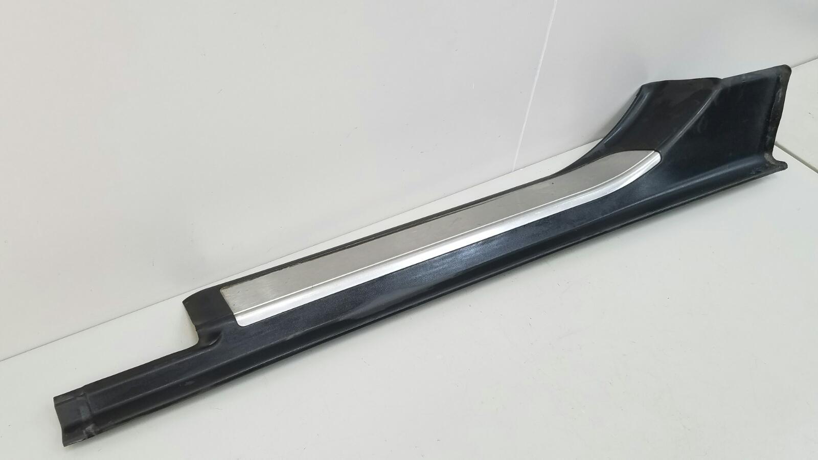 Накладка порога внутренняя Mercedes S430 W220 M113.941 4.3Л 1999г