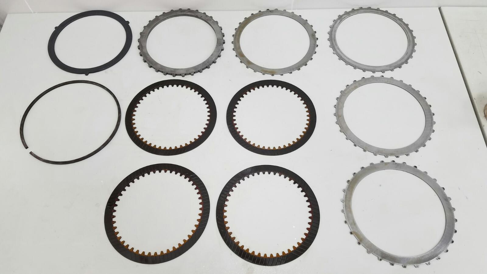 Пакет фрикционных дисков Mercedes E240 W211 M112.913 2002