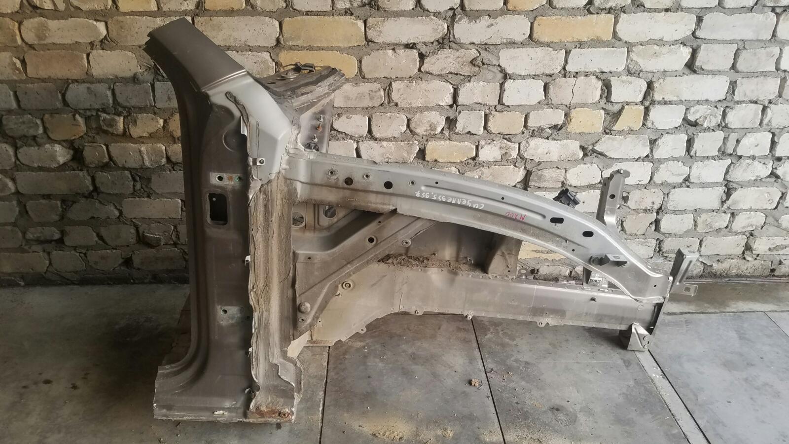 Четверть кузова Porshe Cayenne 955 BMV M02.2Y 3.2Л 2005 передний правый